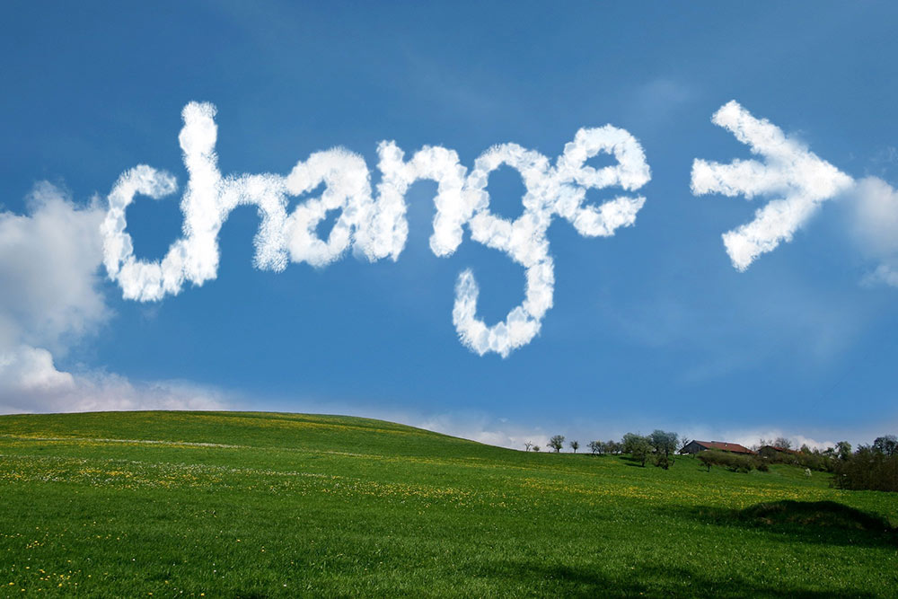 The first part of CHANGE